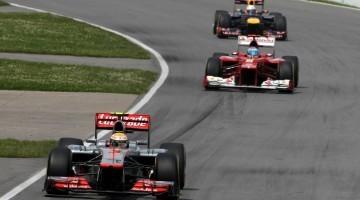 Formule 1 2012 - Canada Grand Prix Highlights