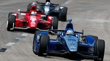 Indycar 2012 - Texas Firestone 550 Highlights