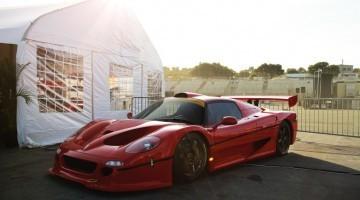 Legendary Race Cars – Ferrari F50 GT1