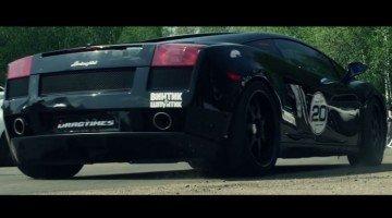Lamborghini Gallardo UGR haalt 405 km/h