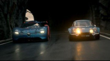 Renault Alpine A110-50 vs Original Alpine