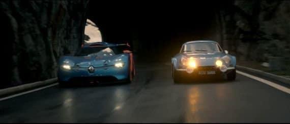 Renault Alpine A110-50 vs Original Alpine