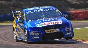 V8 Supercars 2012 - Darwin Highlights