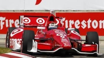 Indycar 2012 - Detroit Belle Isle Highlights