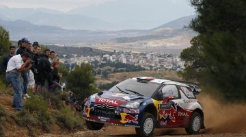 WRC 2012 - Acropolis Highlights