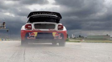 Sebastien Loeb gaat naar de 2012 X Games