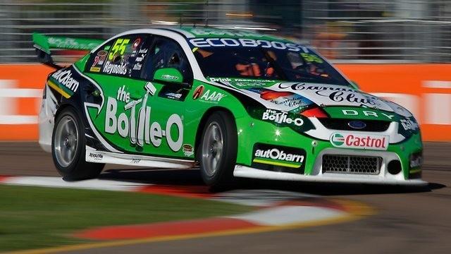 V8 Supercars 2012 - Townsville Highlights