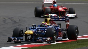 Formule 1 2012 - Silverstone Highlights