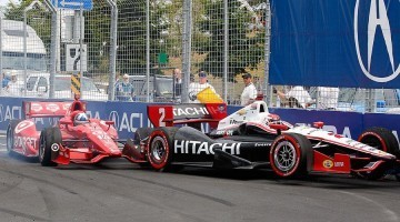 Indycar 2012 - Toronto Highlights