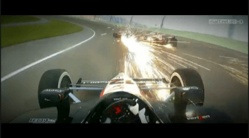 Racing in Slow Motion 3