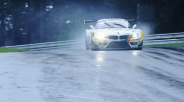 24H Nurburgring 2012 - So Close