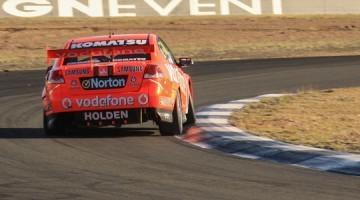 V8 Supercars 2012 - Ipswich Highlights