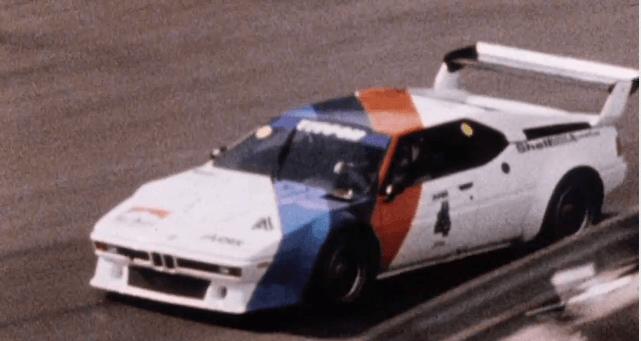 40 jaar BMW M-Power