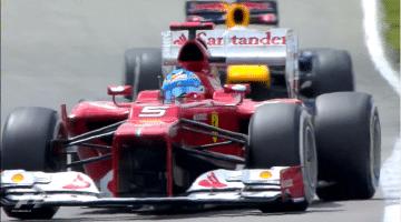 Formule 1 2012 - Hockenheim Grand Prix Highlights
