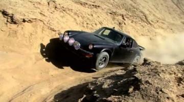 Deze Porsche 911 kan zo naar Dakar