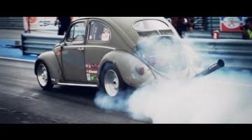 Volkswagen Kever Dragracing