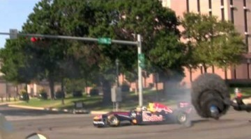 Red Bull Racing F1 Demo in Austin Texas