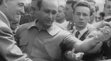 Juan Manuel Fangio on Murray Walker's F1 Greats