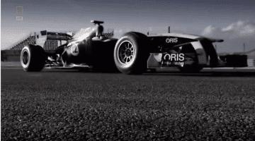 Megafactories - Williams F1