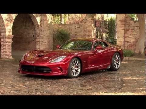 Dit is de 2013 SRT Viper