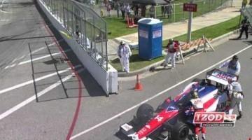 Indycar 2012 - Long Beach Highlights