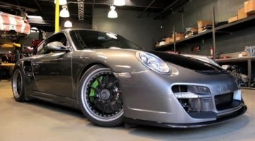 Drive - BBi Autosport Porsche 997 Turbo S