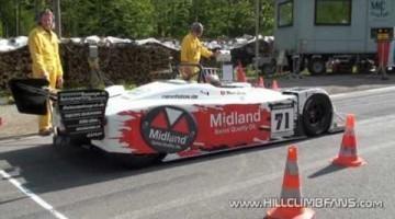 Hillclimb - Martini MK77 BMW