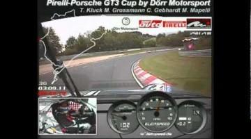 Onboard tijdens 24h Nurburgring 2011