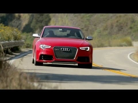Audi RS5 Review