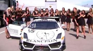 Hoeveel Pitspoezen passen er in de Reiter Lamborghini GT1