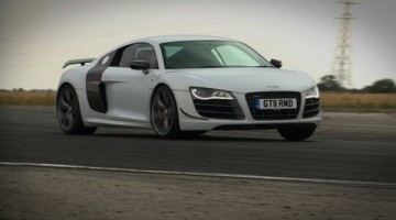 Audi R8 GT Review by AutoCar