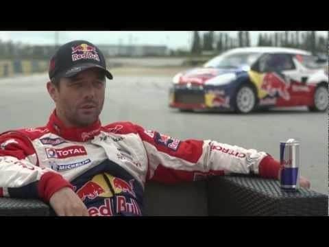 Sebastien Loeb Test Citroen DS3 XL voor X Games 2012