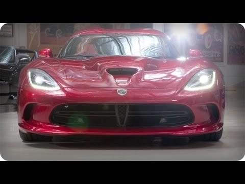 Jay Leno's Garage - 2013 SRT Viper GTS