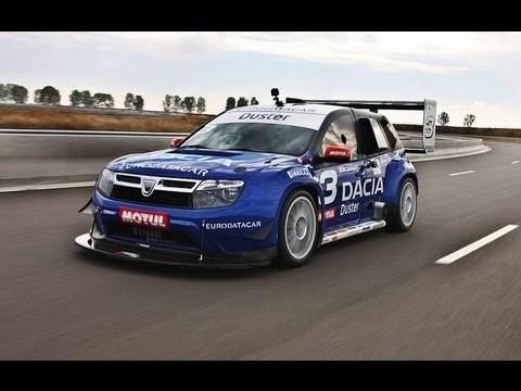 Dacia Duster Pikes Peak Test