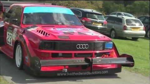 Hillclimb - Audi Quattro S1 Replica