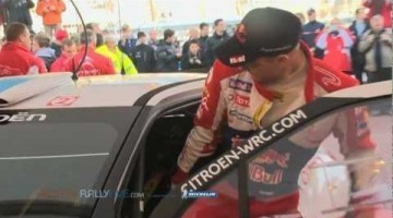 WRC 2012 - Monte Carlo Highlights