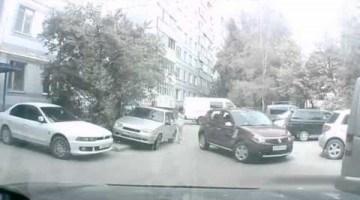 Slechtste Parkeerpoging Ooit?