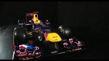 Red Bull RB8 Lancering