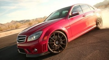 The Ultimate Mercedes C63 AMG by Vivid Racing