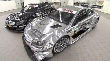 DTM 2012 - Het verschil tussen de nieuwe en oude auto