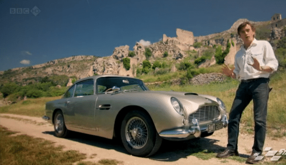 Top Gear - 50 Years of James Bond Cars
