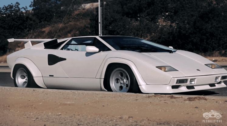 Petrolicious - Lamborghini Countach