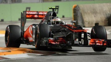 Formule 1 2012 - Singapore Grand Prix Highlights