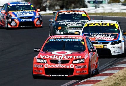 V8 Supercars 2012 - Bathurst 1000 Highlights