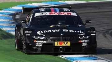 DTM 2012 - BMW kroont zich tot kampioen!