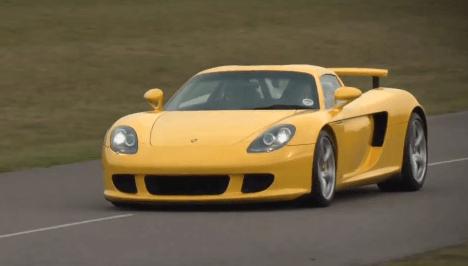 Porsche Carrera GT Review