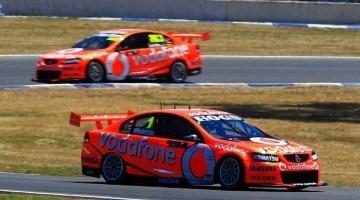 V8 Supercars 2012 - Winton Motor Raceway Highlights