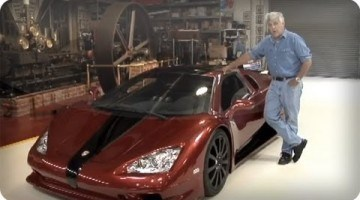 Jay Leno's Garage - SSC Ultimate Aero