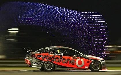 V8 Supercars 2012 - Abu Dhabi Highlights