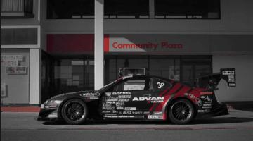 Tsukuba Lap Record met Nissan S15 Silvia